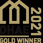 2021 Gold Award Net Zero