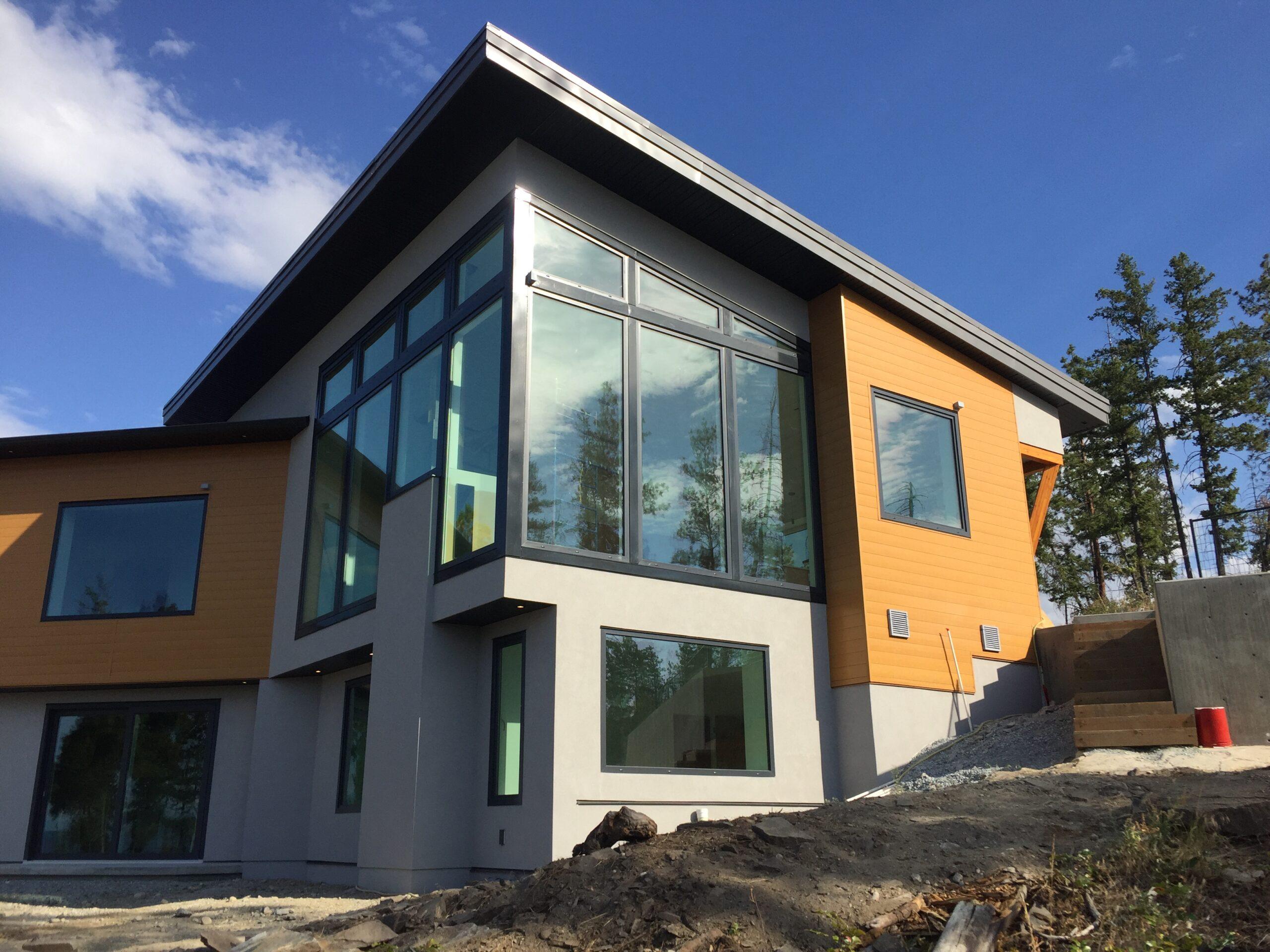 NetZero Home Exterior 2021